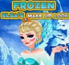 Frozen Elsa's Make up Look
